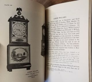 Simon Willard and His Clocks