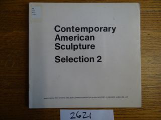 Contemporary American Sculpture: Selection 2. John I. H. Baur, Foreword