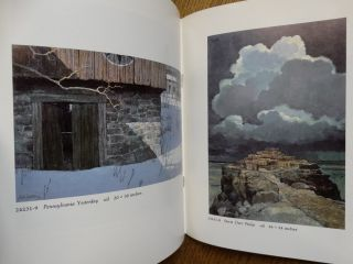 Eric Sloane, The Artist's Collection: Lands of Awareness - New England, New Mexico Paintings