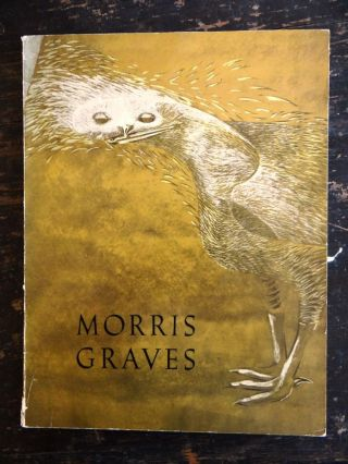 Morris Graves. Frederick S. Wight.