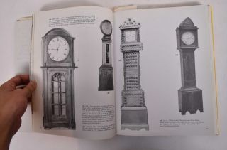 The American Clock: A Comprehensive Pictorial Survey, 1723 - 1900, with a Listing of 6153 Clockmakers