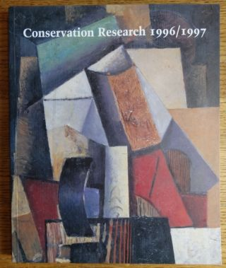 Conservation Research 1996/1997 (Studies in the History of Art, 57; Monograph Series II). Ross...