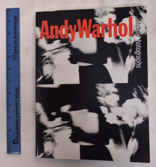 Andy Warhol Stitched Photographs. NY: 1999 Paul Kasmin Gallery
