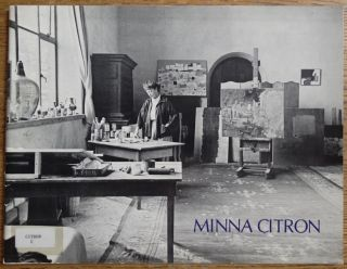 From The 80 Years of Minna Citron. Max Chapman, Introduction