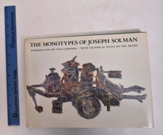 The Monotypes of Joseph Solman. Una E. Johnson, introduction