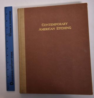 Contemporary American Etching. Ralph Flint, introduction